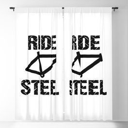 Ride Steel Blackout Curtain