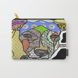 Pittbull Pup Carry-All Pouch
