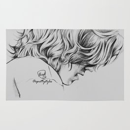 Harry Styles #4 Rug