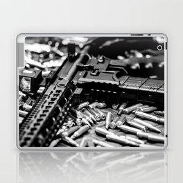 AR-15 Rifle Laptop & iPad Skin