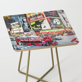 Times Square II Special Edition II Side Table