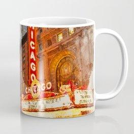 Chicago Panorama Coffee Mug