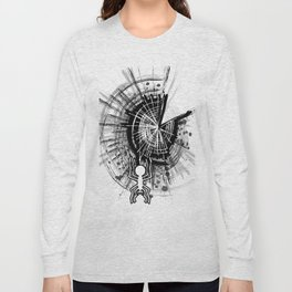 Nazca spider Long Sleeve T-shirt