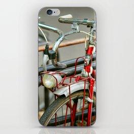 Bicycles of Paris iPhone Skin