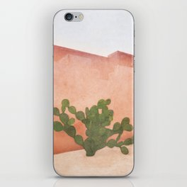 Strong Desert Cactus iPhone Skin