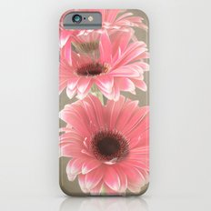 Softly in Pink Slim Case iPhone 6