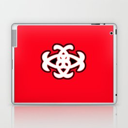 The Hottie 2 with Red Laptop & iPad Skin