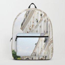 Grande facade de Paris Backpack