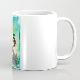 Tinker Bell Blue Coffee Mug