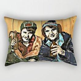 BOB & DOUG Rectangular Pillow