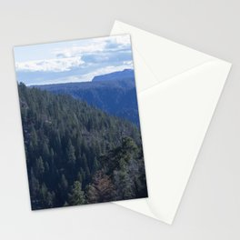 The Sea of trees Stationery Cards