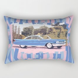 Coupe De Ville, 1960 Rectangular Pillow