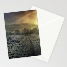 Frozen Loose Valley Stationery Cards