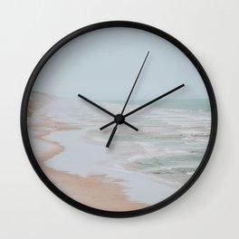 summer beach xxii Wall Clock