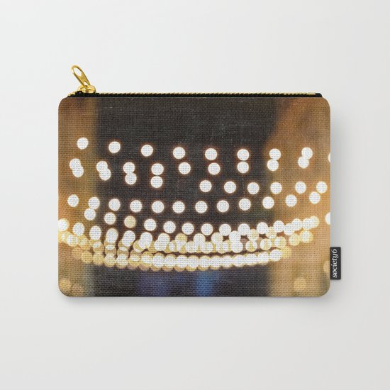 Floating Bokeh Carry-All Pouch