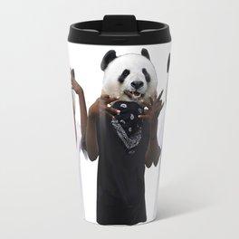 Tres Bandana Pandas Travel Mug