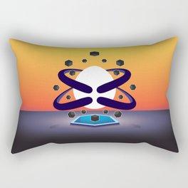 CosmicEgg Rectangular Pillow