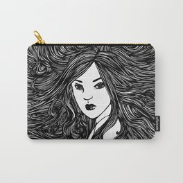 Long Hair Carry-All Pouch