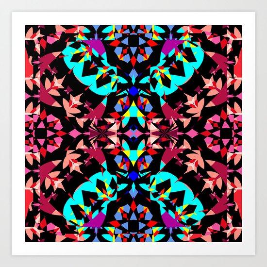 Mix #160 Art Print