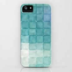 Polaroid Pixels IV (Clouds) iPhone (5, 5s) Slim Case