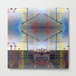 Akin to recalling, instead; understood mimicry. 15 Metal Print