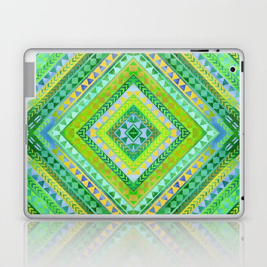 Rhythm II Laptop & iPad Skin
