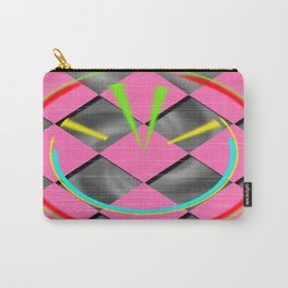 colored abstraction Carry-All Pouch