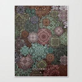 Mandorla Canvas Print