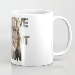 Detective Superintendent Stella Gibson Coffee Mug