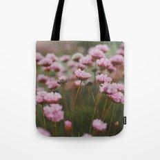 Pale Pink Tote Bag