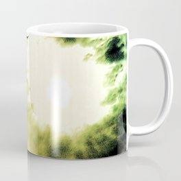 Misty Morning Flight Coffee Mug