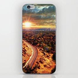 Billings Montana 2 iPhone Skin