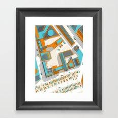 Ground #03 Framed Art Print