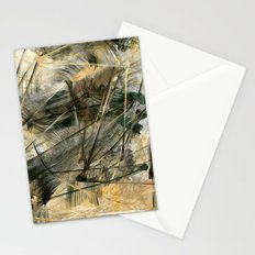 Silver and Gold Stationery Cards