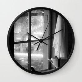 window in time Wall Clock