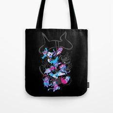 CatsDuSoleil Tote Bag