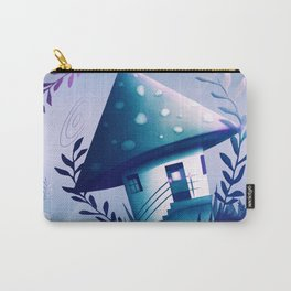 Magic Mush Room - Pattern Carry-All Pouch