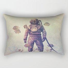 Deep Sea Garden - colour option Rectangular Pillow