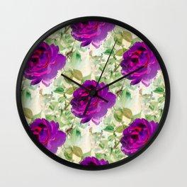 The Love of Magenta... Wall Clock