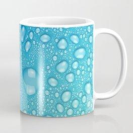 Water drops Coffee Mug