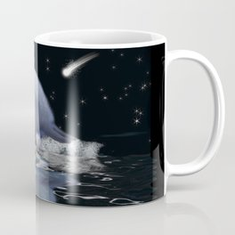 Destiny - Harp Seal Pup & Ice Floe Coffee Mug