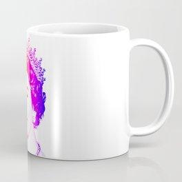 Queen Elizabeth Rainbow Coffee Mug