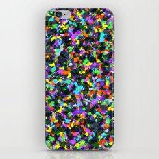 Black Opal iPhone & iPod Skin