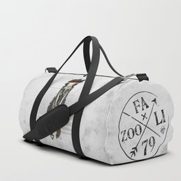 Bestial Crowns: The Crow Duffle Bag