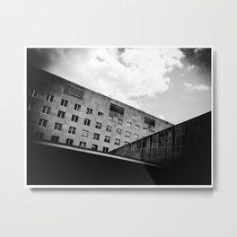 The State Department Metal Print