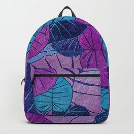 Leaf Pattern 3 Backpack
