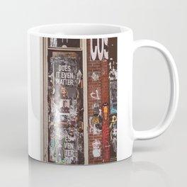 East Village Door Coffee Mug