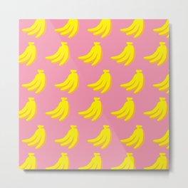 Banana_B Metal Print