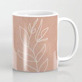 Engraved Nude Line II Coffee Mug