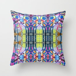 Or elude vital essence. Throw Pillow